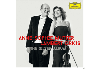 Lambert Orkis, Anne-Sophie Mutter - The Silver Album - (CD)