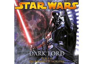 DARK LORD - DIE KOMPLETTE HÖRSPIELSERIE - 4 CD - Science Fiction/Fantasy