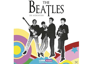 The Beatles - Die Audiostory - 4 CD - Hörbuch