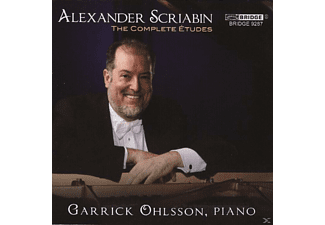 Garrick Ohlsson - The Complete Etudes - (CD)