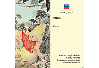 Academy Of Ancient Music - Handel: Orlando - (CD)