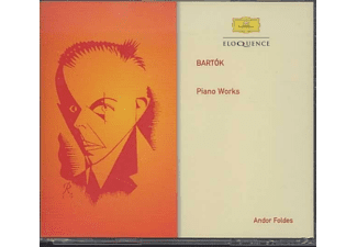 Foldes Andor - Piano Works - (CD)