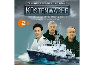 Rocker, Carsten/Waltzing, Gaston - Küstenwache (Original Soundtrack Zur Tv-Serie) - (CD)