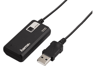 HAMA Bluetooth-Audio-Absender Twin