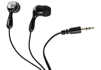 AIRCOUSTIC Urban Earphones Zwart