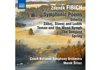 The Czech National Symphony Orchestra - Orchesterwerke Vol.3 - (CD)