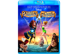 TinkerBell - En De Piraten | Blu-ray