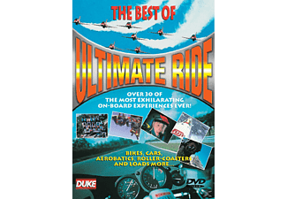 The Best of Ultimate Ride - (DVD)