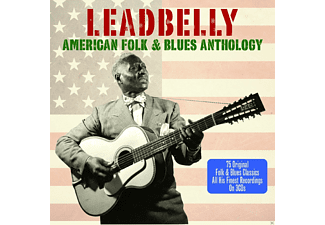 Leadbelly - American Blues & Folk History - (CD)