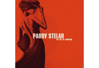 Parov Stelar THE ART OF SAMPLING Electronica/Dance CD