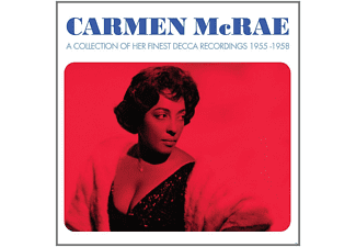 Carmen McRae - Her Finest Decca Recordings - (CD)