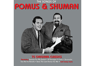 VARIOUS - Songs Of Pomus & Shuman - (CD)
