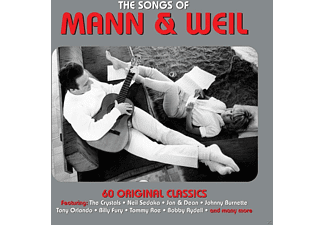 VARIOUS - Songs Of Mann & Weil - (CD)