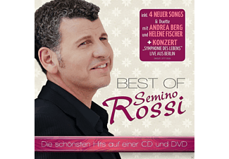 Semino Rossi - Best Of - (CD + DVD Video)