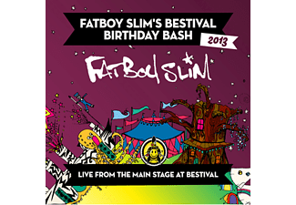 Fatboy Slim - Fatboy Slim's Bestial Birthday Bash 2013 [CD]