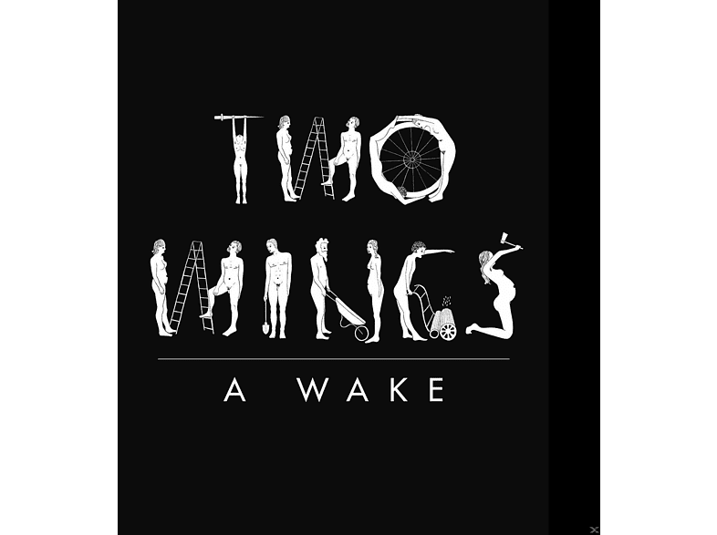 Two Wings - A Wake [CD]