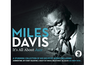 Miles Davis - It's All About Jazz - (CD)