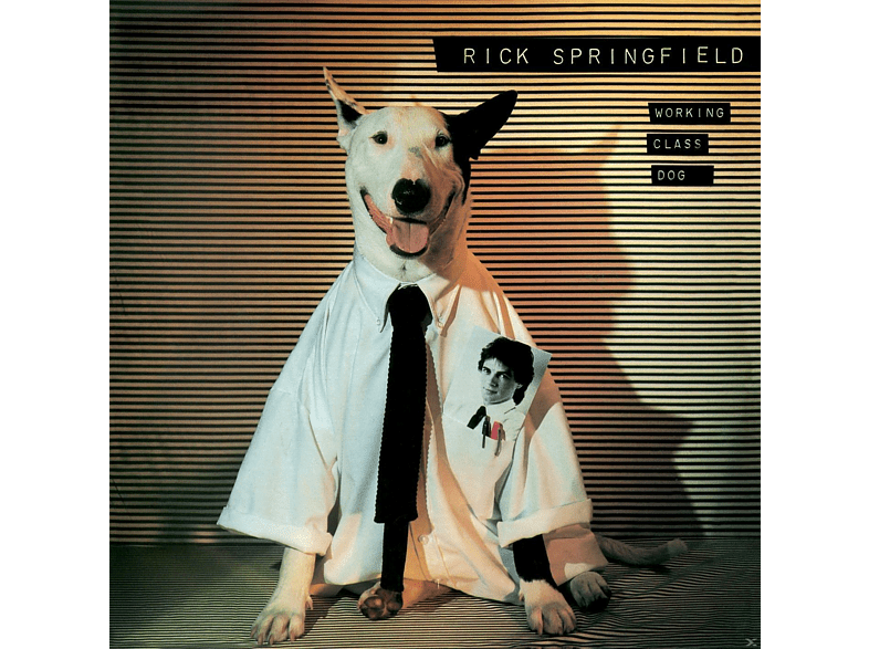 Rick Springfield - Working Class Dog (Lim Collector's Edition) [CD]