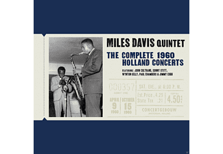Miles Davis - The Complete Holland Concerts 1960 (Limited Edition) - (CD)