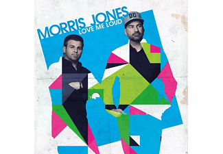 Morris Jones - Love Me Loud - (CD)