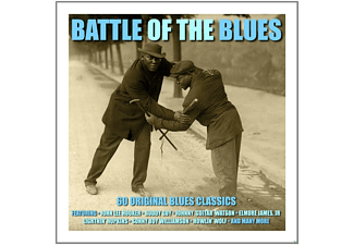 VARIOUS - Battle Of The Blues - (CD)