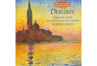 Martin Jones - Debussy Clair De Lune/+ [CD]