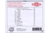 William Boughton, English String Orchestra - Enigma Variations [CD]