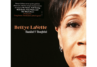 Bettye Lavette - Thankful 'n' Thoughtful - (CD)