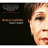 Bettye Lavette - Thankful 'n' Thoughtful [CD]