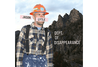 Jason Lytle - Department Of Disappearance [CD]
