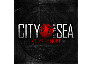 City In The Sea - Below The Noise - (CD)