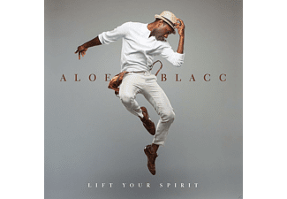 Aloe Blacc - LIFT YOUR SPIRIT - (CD)
