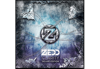 Zedd - Clarity (New Version) [CD]