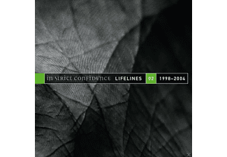 In Strict Confidence - Lifelines, Vol. 2, 1998-2004 (The Extended Versions) - (CD)