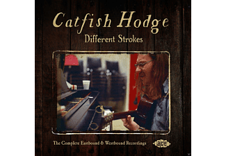 Catfish Hodge - Different Strokes - (CD)