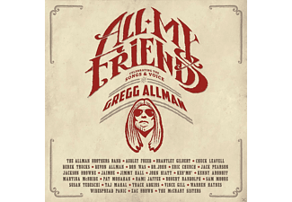Gregg Allman - All My Friends: Celebrating The Songs And Voice - (CD)