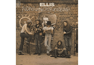 Ellis - Riding On The Crest Of A Slump - (CD)