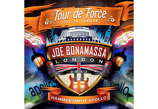 Joe Bonamassa - Tour De Force-Hammersmith Apollo - (CD)