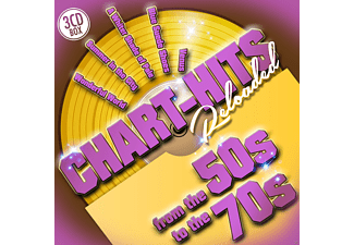 Tribute Artists - Chart-Hits Reloaded: From The 50s To The 70s - (CD)