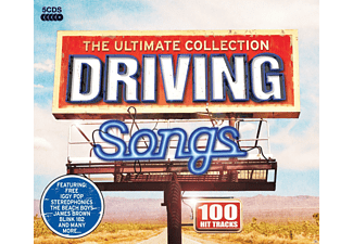VARIOUS - Driving Songs-Ultimate Collection - (CD)