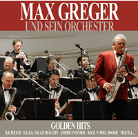 Max & His Orchestra Greger - Golden Hits [CD]