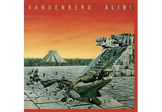 Vandenberg - Alibi (Lim.Collector's Edition) - (CD)