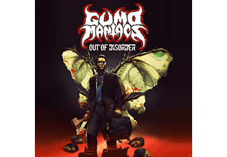 Gumomaniacs - Out Of Disorder - (CD)