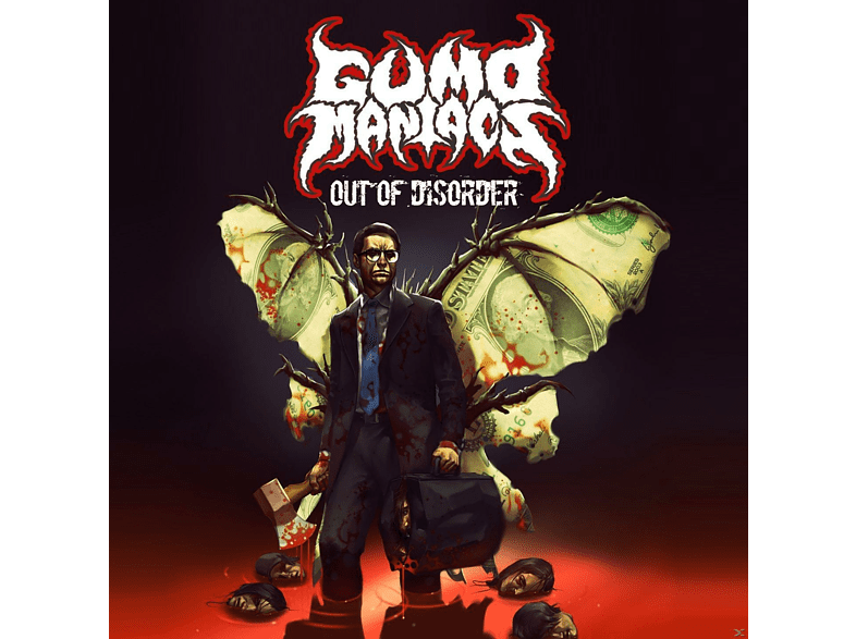 Gumomaniacs - Out Of Disorder [CD]