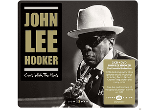 John Lee Hooker - Cook With The Hook - (CD + DVD Video)
