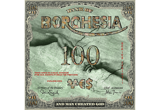 Borghesia - And Man Created God - (CD)