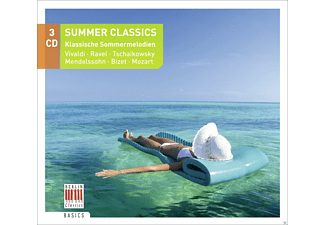 VARIOUS - Summer Classics - (CD)