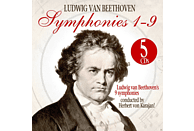 The Philharmonia Orchestra - Symphonies 1-9 [CD]