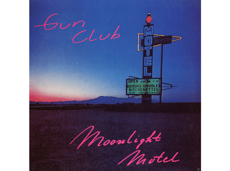 The Gun Club - Moonlight Motel [CD]