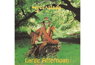 Greenslade - Large Afternoon - (CD)